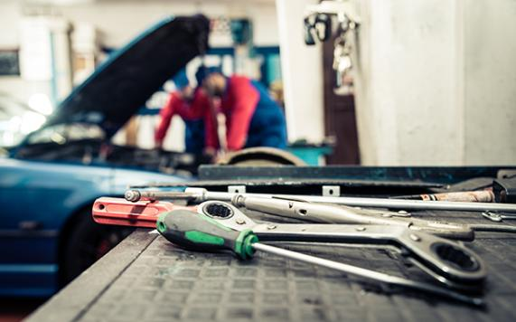 Réparation mécanique auto