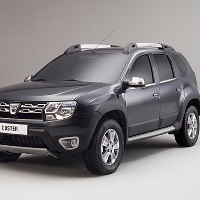 Voiture Duster